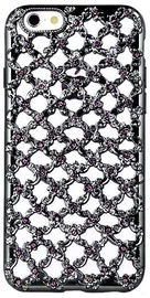 Mocco Diamond Back Case For Apple iPhone 5/5s/SE Black