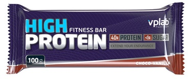 VPLab High Protein Bar Chocolate Vanilla 20x50g
