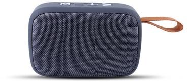 Bezvadu skaļrunis SAVIO BS-012 Grey, 3 W