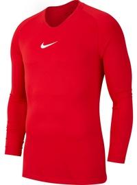 Nike Men's Shirt M Dry Park First Layer JSY LS AV2609 657 Red M