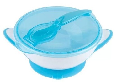 BabyOno Suction Bowl With Spoon 1063/01