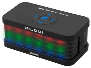 Bezvadu skaļrunis Blow BT-200 Black, 6 W