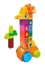 Mega Bloks Count & Bounce Giraffe GFG19