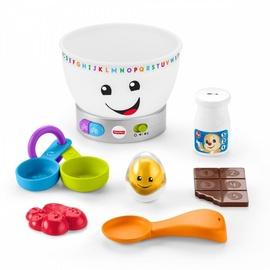Interaktīva rotaļlieta Fisher Price Laugh & Learn Magic Color Mixing Bowl GMX52