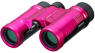Binoklis Pentax UD 9x21, putnu vērošanai/ceļošanai/sportam/dzīvas dabas novērošanai