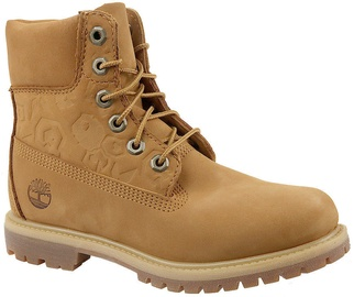 Timberland 6 Inch Premium Boots W A1K3N Yellow 38.5