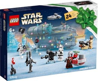 Конструктор LEGO Star Wars™ Адвент календарь 75307, 335 шт.