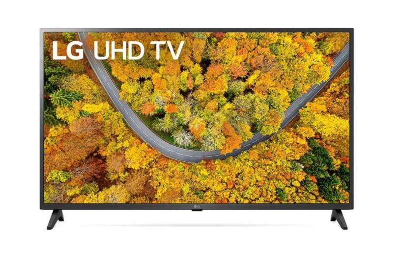 Телевизор LG 43UP75003LF, LED, 43 ″