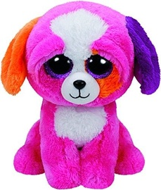 TY Beanie Boos Precious Puppie Pink 24cm