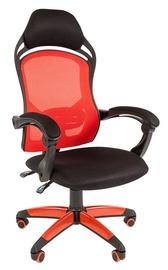 Spēļu krēsls Chairman Game 12 Black Red