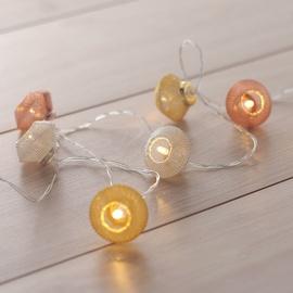 Электрическая гирлянда DecoKing Morocco LED, 10 шт.