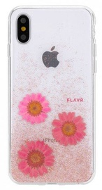 Flavr Real 3D Flowers Premium Case For Apple iPhone X Gloria