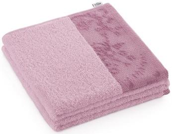 Полотенце AmeliaHome Crea 45214 Powder Pink, 50x90 см, 1 шт.
