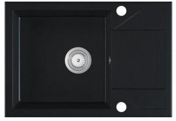 Halmar Sink Adria Black