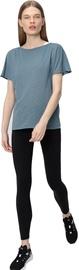 Женская футболка Audimas Dri Release, синий, S