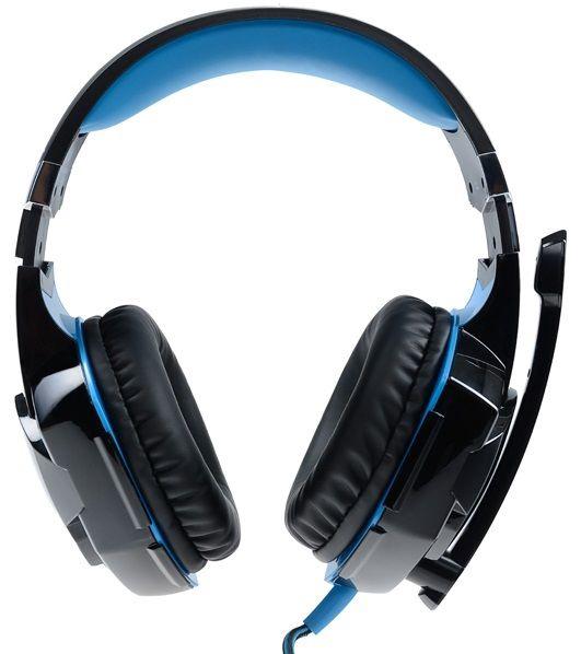 Наушники Tracer Hydra, синий/черный