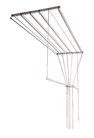 SNB Ceiling Cloth Dryer With 6 Rods 1.50m Silver