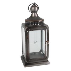 FanniK Gloria Metal Lantern 38.2cm Brown