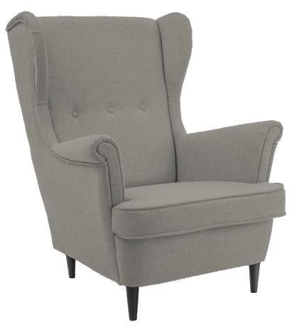 Atzveltnes krēsls Signal Meble Lord Grey, 72x85x101 cm