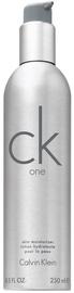 Лосьон для тела Calvin Klein CK One Unisex, 250 мл