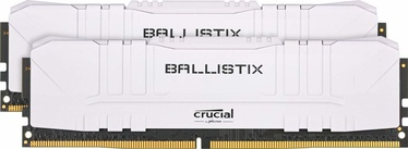 Operatīvā atmiņa (RAM) Crucial Ballistix White BL2K8G30C15U4W DDR4 16 GB CL15 3000 MHz
