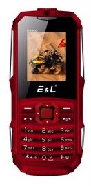 E&L S200 Black Red