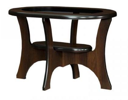 Kafijas galdiņš Bodzio S02 Walnut, 900x600x590 mm