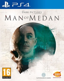 The Dark Pictures Anthology - Man of Medan PS4