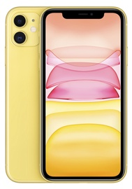 Mobilais telefons Apple iPhone 11 Yellow, 128 GB