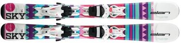 Elan Skis Alpine Skis Sky QS EL 4.5/7.5 130cm