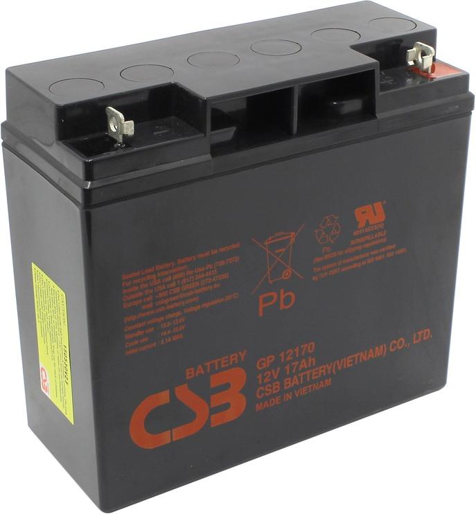 CSB GP12170 12V/17Ah Battery