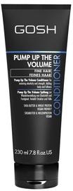 Кондиционер для волос Gosh Pump Up The Volume, 230 мл