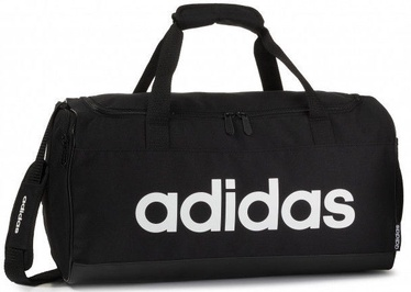 Adidas Linear Logo Duffel Bag S FL3693 Black