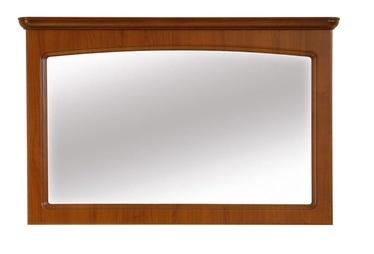 Spogulis Black Red White Natalia Cherry Wood, stiprināms, 127.5x82.5 cm