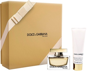 Набор для женщин Dolce & Gabbana The One, 80 мл