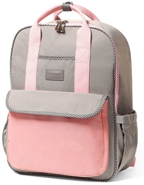 BabyOno London Look Diaper Mummy Backpack Pink