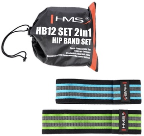 HMS HB12 2in1 Set Of Hip Band Rubbers