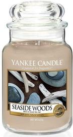 Aromātiskā svece Yankee Candle Classic Large Jar Seaside Woods, 623 g, 110 h