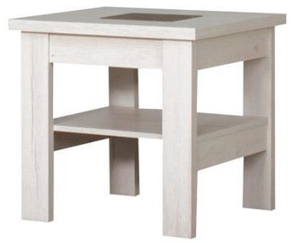 Kafijas galdiņš Bodzio S27 Pearl Sonoma Oak, 600x600x590 mm