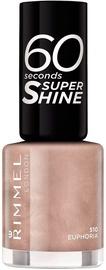 Rimmel London 60 Seconds Super Shine 8ml Nail Polish 510