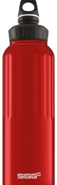 Sigg Water Bottle WMB Traveller Red 1.5L