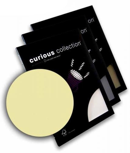 Antalis Curious Metallics A4 120g 50pcs White Gold