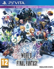 World Of Final Fantasy Day One Edition PSV