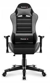 Spēļu krēsls Huzaro Ranger 6.0, melna/pelēka
