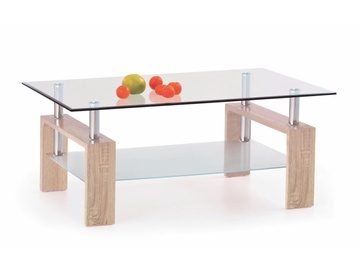 Kafijas galdiņš Halmar Diana H Sonoma Oak, 1100x600x550 mm