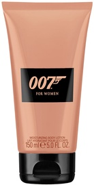 James Bond 007 For Women 150ml Body Lotion
