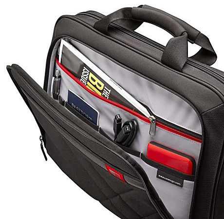 Case Logic DLC117 Laptop Briefcase