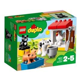 Конструктор LEGO® Town 10870 Ферма: домашние животные