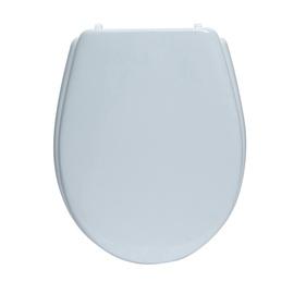 Tualetes poda vāks Saniplast Sebino 49x38x6cm, balts