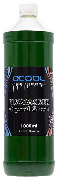 Alphacool Eiswasser Crystal Green 1L